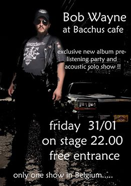 Bob Wayne in Bacchus
