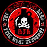 Bloody jug band logo